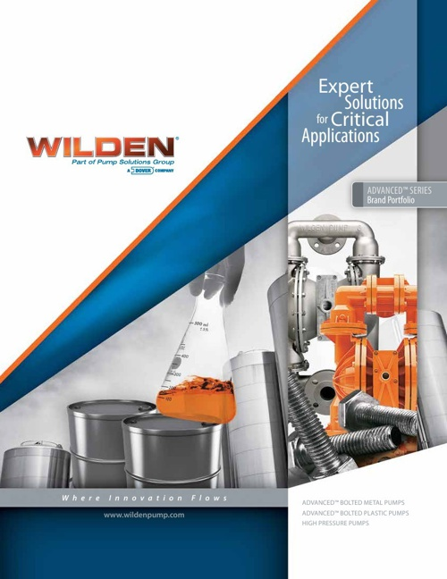 Wilden Advanced Series