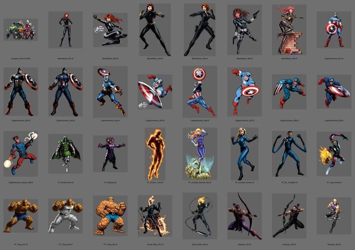 CATALOGO_Marvel_Comic_Decals