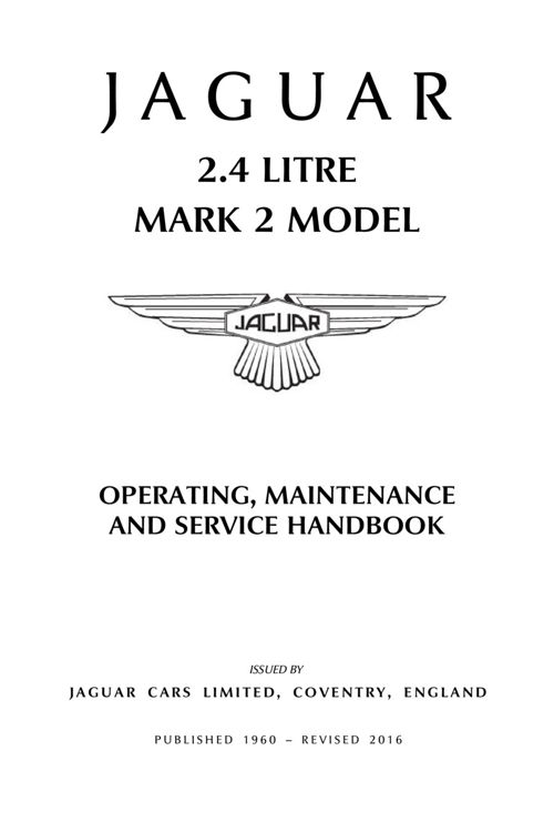 Jaguar Handbook