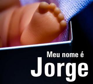 Meu Nome e Jorge !