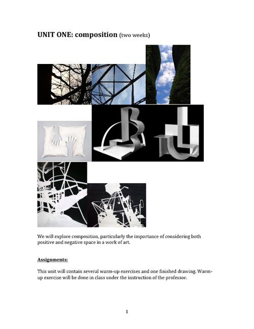 Art 217 unit summaries