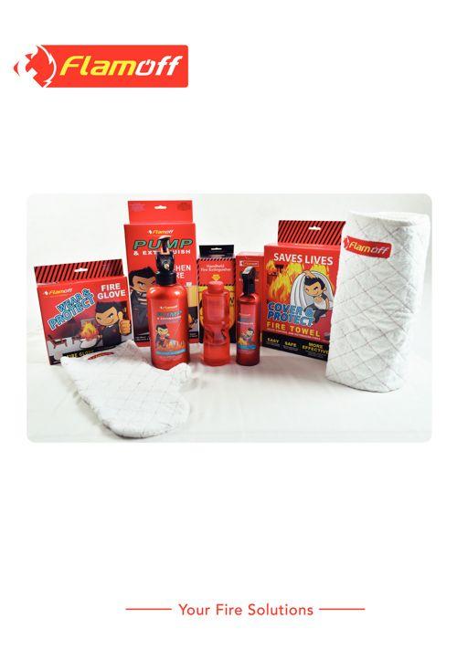 Eka-Flamoff Products