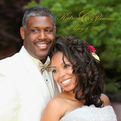 Andrews - Herriott Wedding