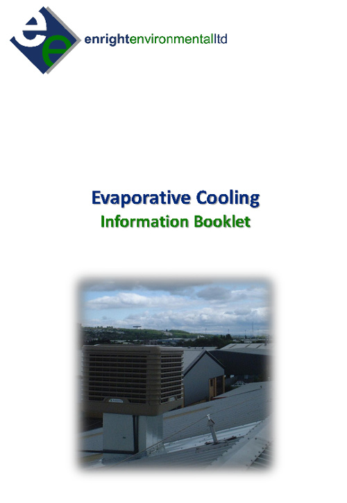 Evaporative Cooling Information Booklet