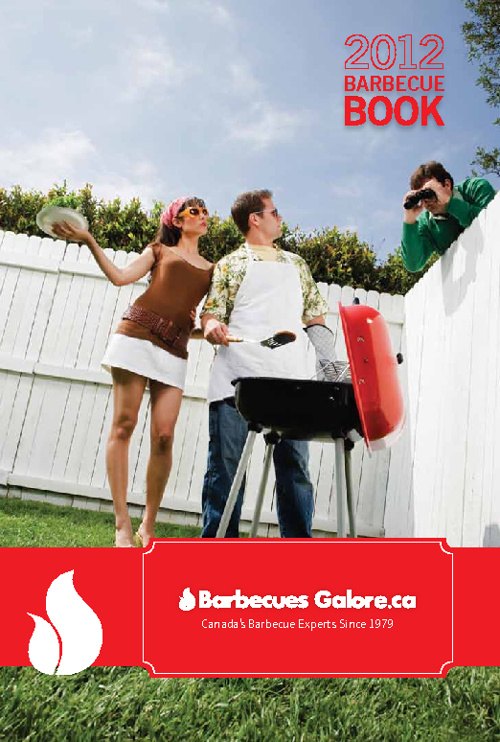 Barbecues Galore 2012
