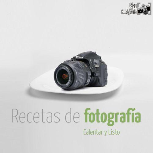 Recetas de Fotografía