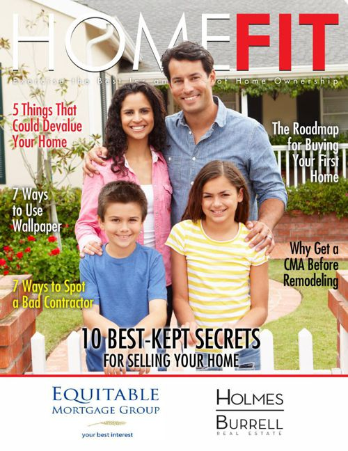 HomeFit Issue Nine Arun Burrell