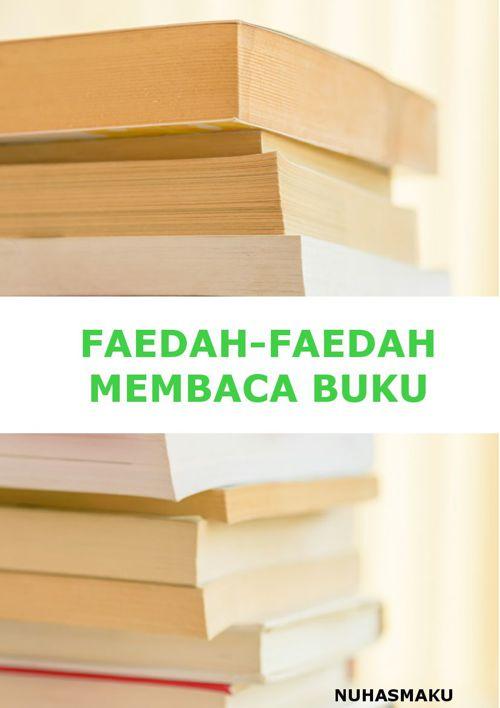 Faedah-Faedah Membaca Buku
