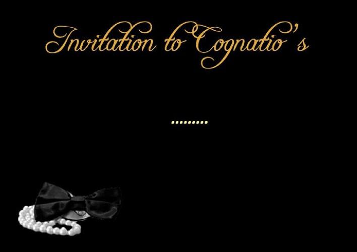 Gala Cognatio