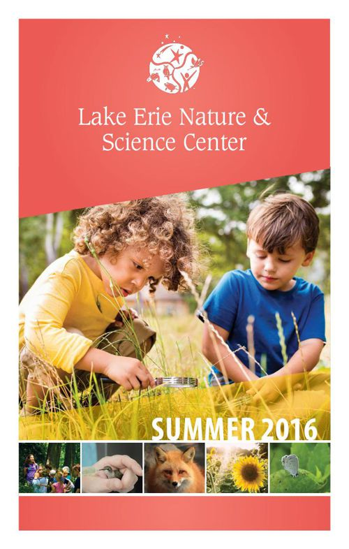 2016 Summer Program Guide