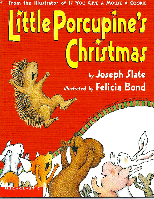 Little Porcupin's Christmas
