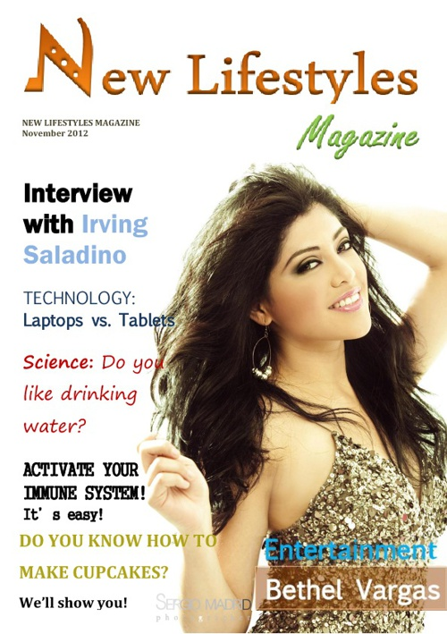 New Lifestyles Magazine Issue #1