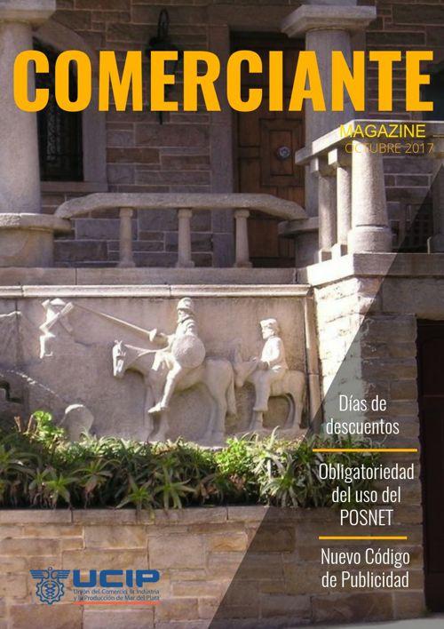 Revista Comerciante - Octubre