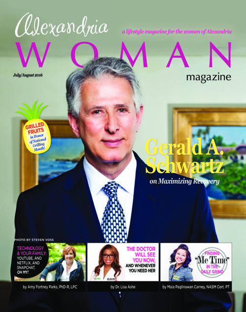 Alexandria Woman July/August 2016