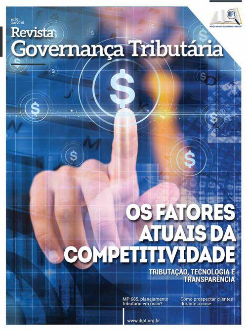 Revista Governança Tributária - 2015