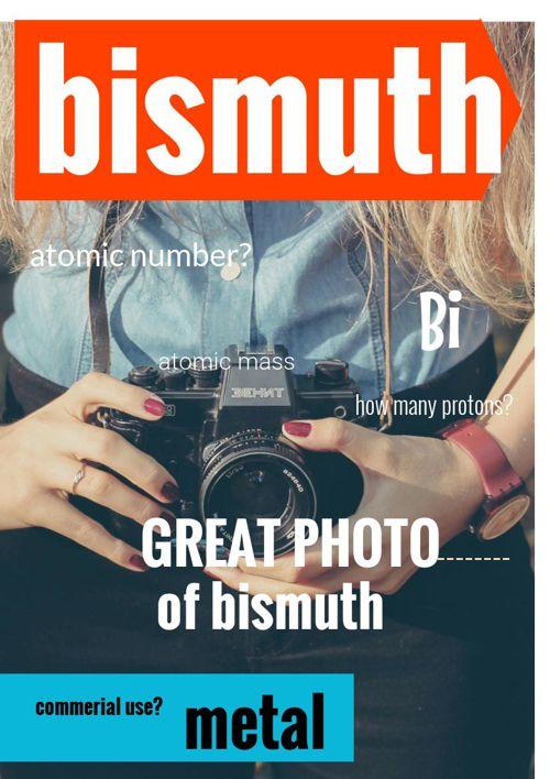 Bismuth - Jada