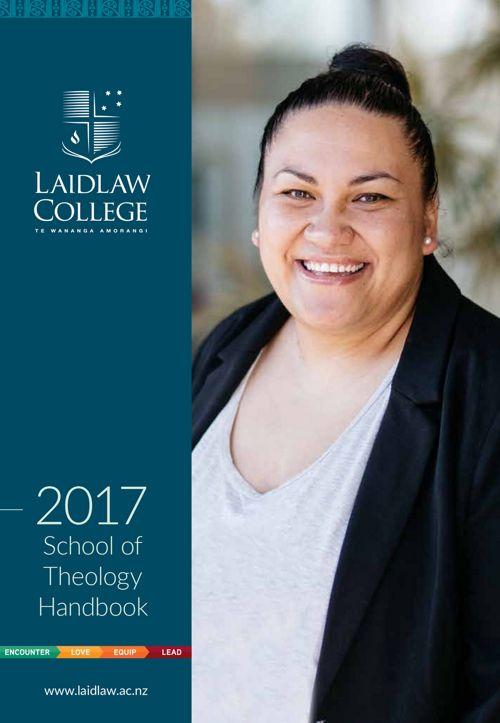 Theology Handbook 2017