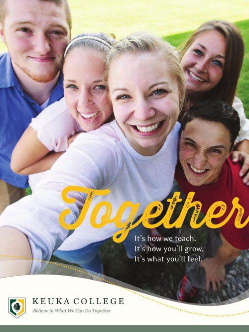 Keuka College Viewbook: Together