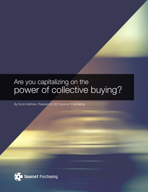 The Power of Collective Buying - by Scott Hoffmire