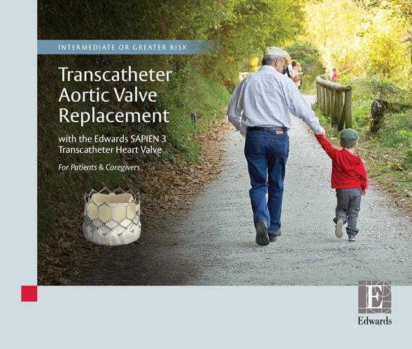 TAVR Sapien 3 Patient Brochure