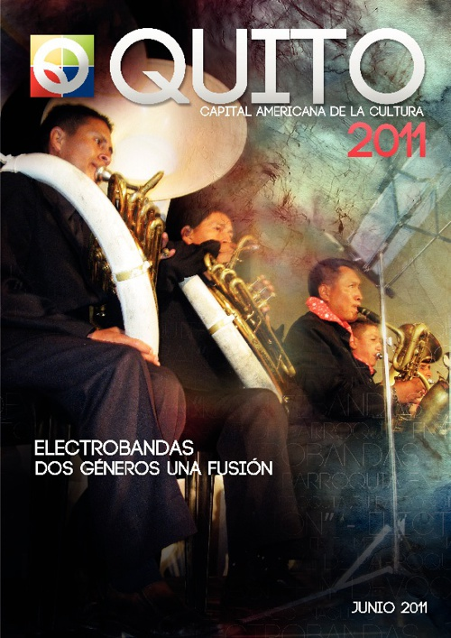 Revista Quito Capital Americana de la Cultura 2011