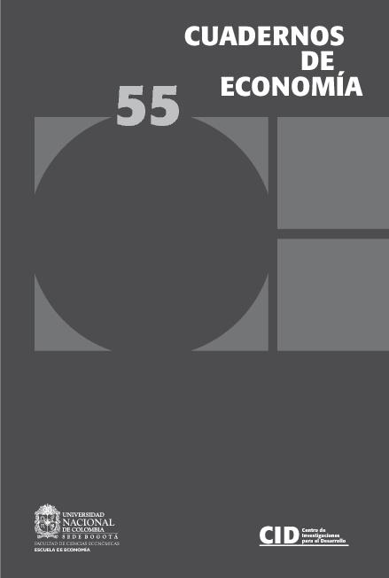 Revista Cuadernos de Economía 55