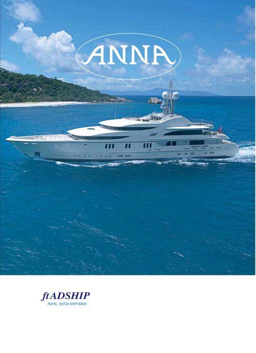 Anna 67M/219' Feadship