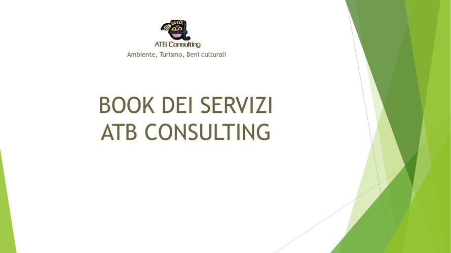 Book ATB Consulting SAS SERVIZI DI COMUNICAZIONE E PROMOZIONE