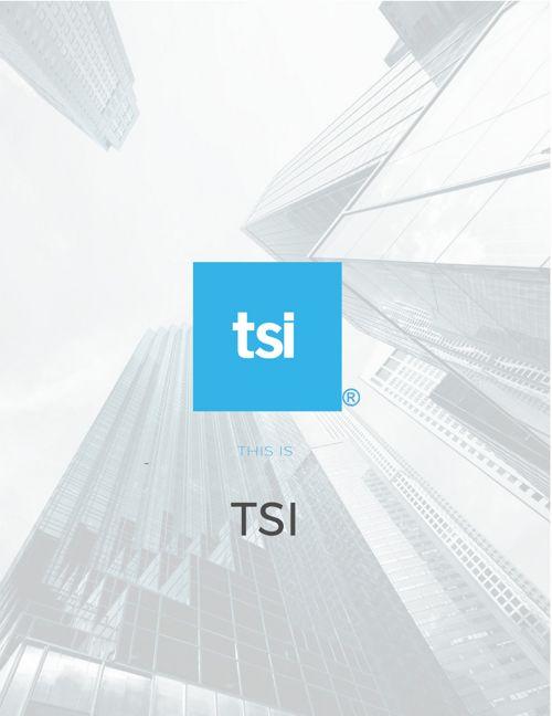 TSI Healthcare Data Security Brief