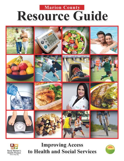 Marion County Resource Guide English