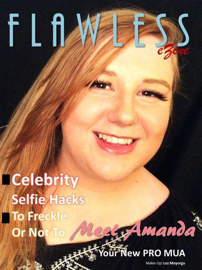 Flawless e-Zine f. Amanda Ferrante