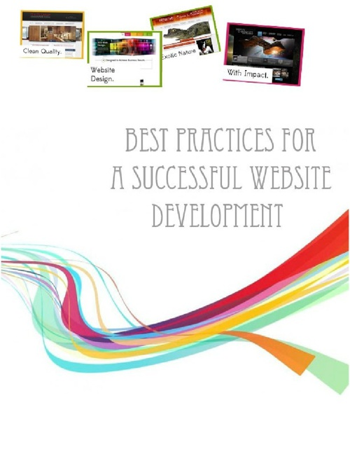 Best Practices for a Successful Website Development