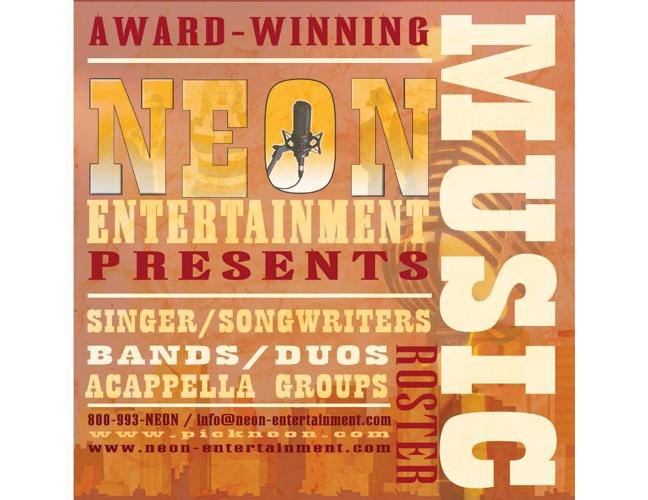 Neon Entertainment: Musicians 2012 Brochure