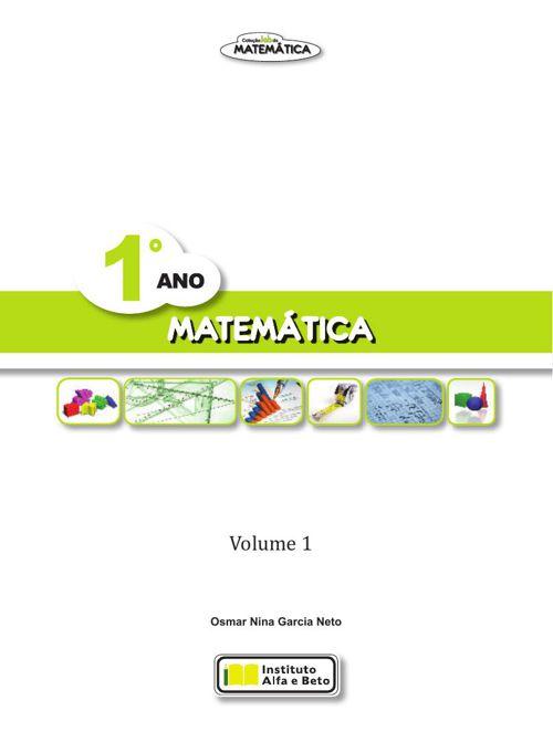 Matematica 1º ano