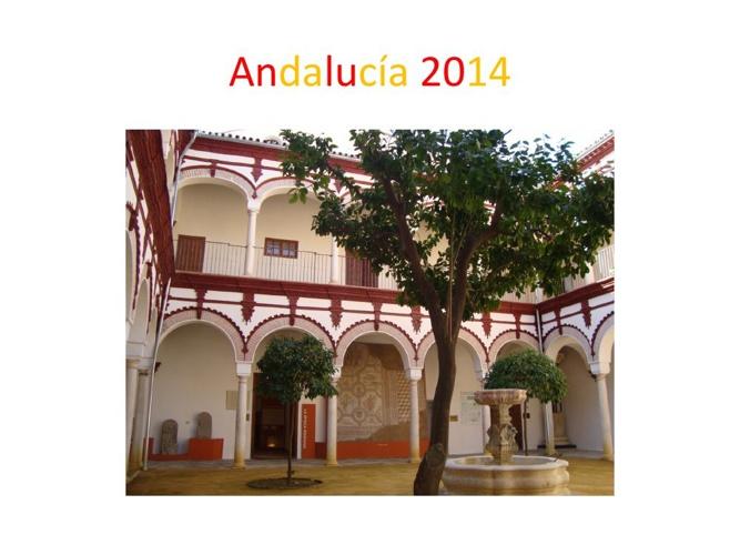 Andalucía 2014