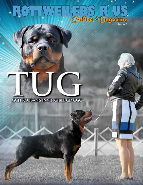 Rottweilers R Us - August 2014