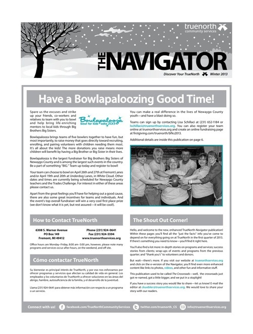 The Navigator - First Quarter 2013