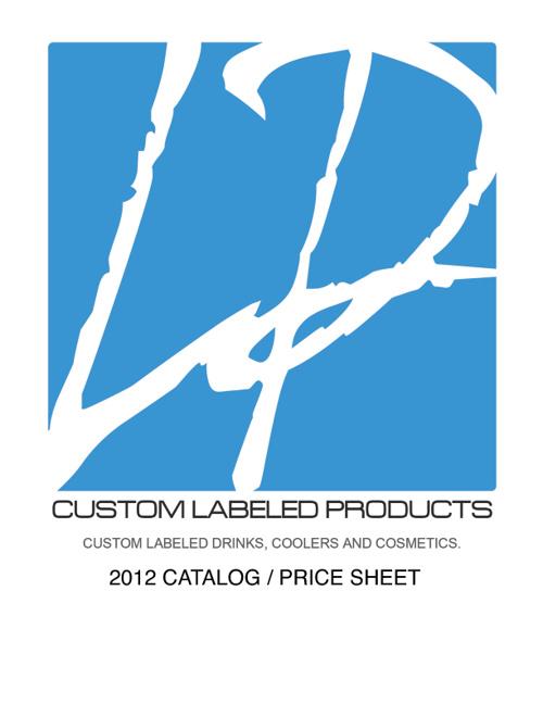 2012 Liquid Promo Catalog