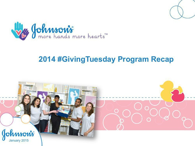 2014 #GivingTuesday Program Recap
