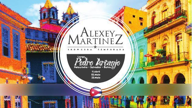 Projeto Alexey Martinez Cuba - Pedro Arcanjo