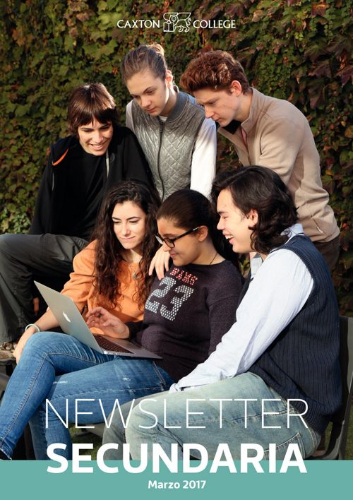 Newsletter Secondary Marzo Español