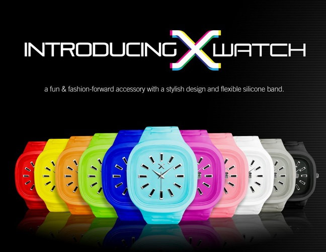 X-Watch 2013-2014 Retail Guide