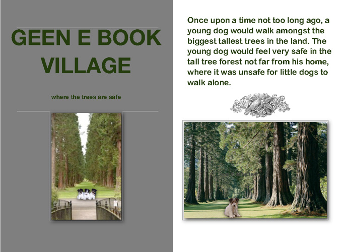 Copy of free   Green E Book Village by linda anderson