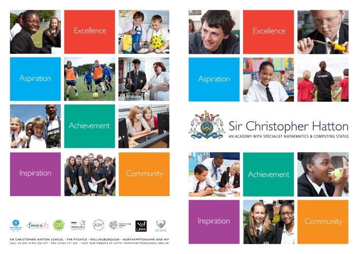 Sir Christopher Hatton Academy - Prospectus