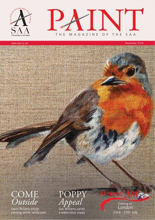 Paint Magazine November 2014