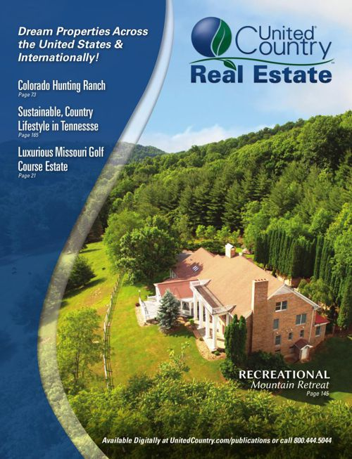 United Country Real Estate 2015 Sampler 2nd Edition