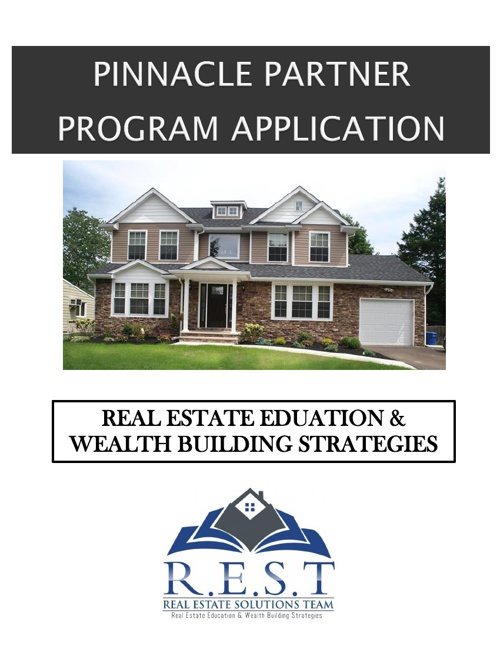 Pinnacle Partner Program Application