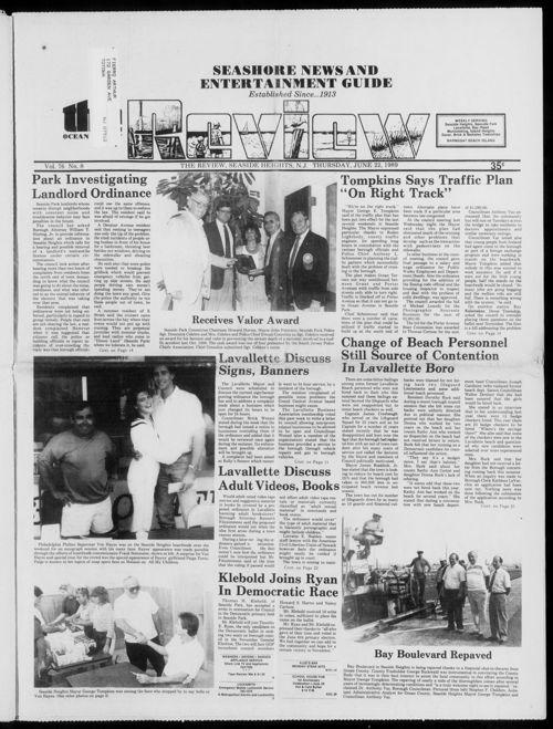 Review June 1989