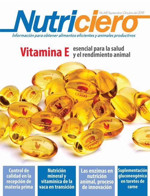 NUTRICIERO 68 Septiembre Octubre 2015