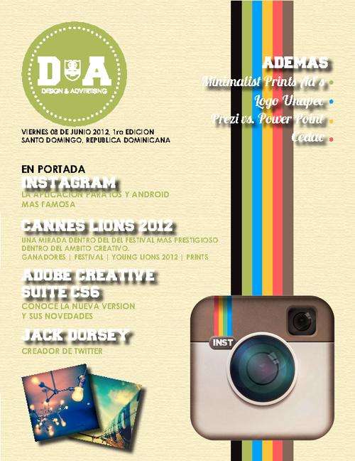 Design & Advertising MAG